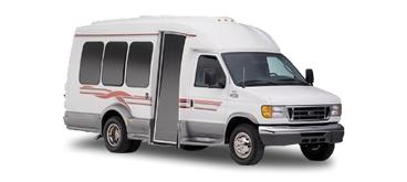 10 - 14 passenger Executive Van