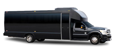 2012 Luxury Limo Bus