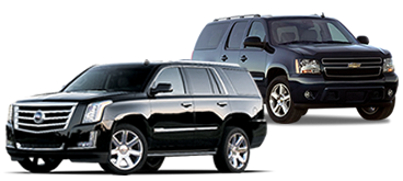 suburban and escalade suv
